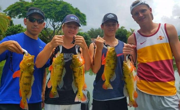 Great Miami Bass Fishing