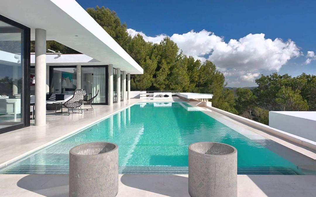 10 casas de lujo para alquilar este verano