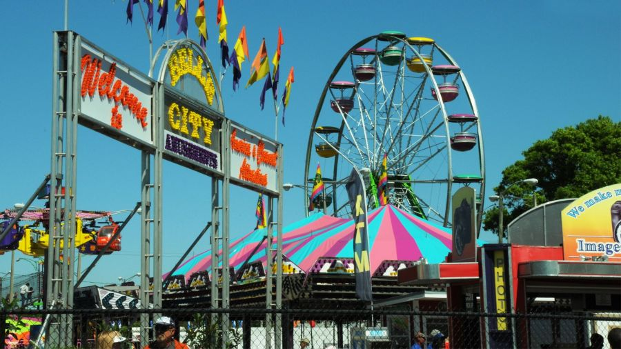 Entertainment     Florida Strawberry Festival Rides   Attractions