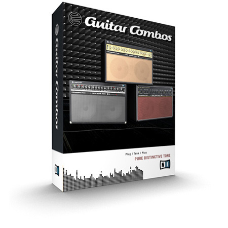Скачать vst плагин Native Instruments Guitar Combos v1.1.1 для FL Studio