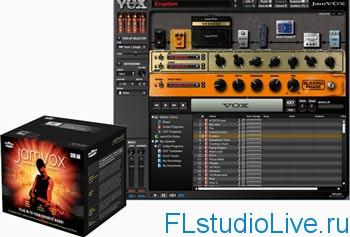 Скачать плагин для FL Studio - JamVOX 2