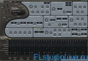 Скачать - Rob Papen RG VSTi RTAS v1.5.0 - для FL Studio