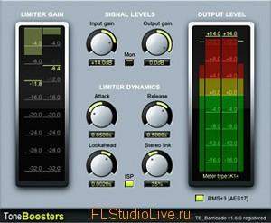 скачать Пакет всех плагинов ToneBoosters All Plug-ins Bundle v2.6.1 VST x86 x64 - для FL Studio