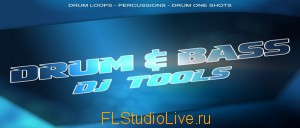Сэмплы Bluezone Corporation Drum and Bass DJ Tools - для FL Studio
