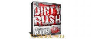 Пакет лупов HexLoops - Dirty Rush - для FL Studio