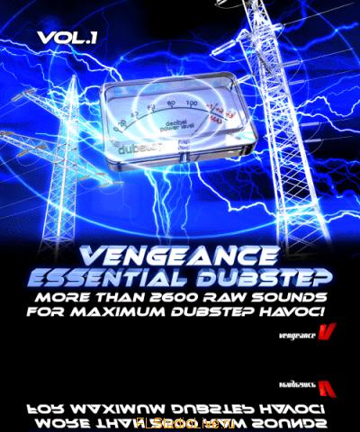 Пакет сэмплов Vengeance — Essential Dubstep Vol  1 — для FL