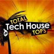 Скачать Delectable Records - Total Tech House Tops - для FL Studio - Letitbit
