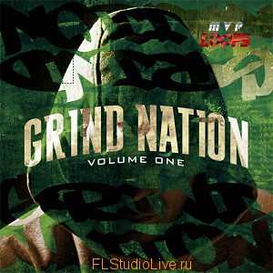 MVP Loops - Grind Nation Vol 1 [WAV-REX-AIFF]