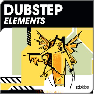 Банк сэмплов Big Fish Audio - Dubstep Elements для FL Studio