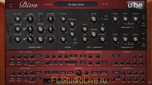 Скачать пакет плагинов MERRY XMAS-R2R от u-he для FL Studio