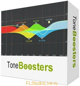ToneBoosters All VST-Plugins v2.8.5