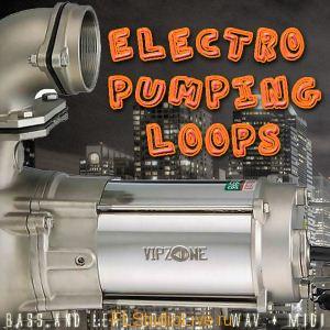 Cэмплы VipZone -Electro Pumping Loops - для FL Studio