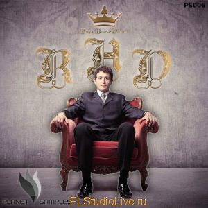 Лупы Planet Samples Royal House Drums для FL Studio