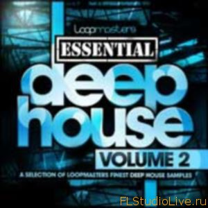 Сэмплы для FL Studio Loopmasters Presents Essentials 26 Deep House Vol2