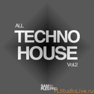 Сэмплы для FL Studio Samples To Pro All Techno House Vol.2