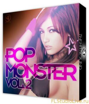 Скачать сэмплы для FL Studio 10 The Hit Sound Pop Monster Vol.2