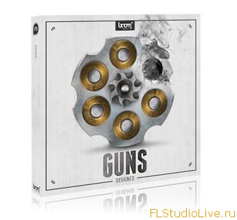 Сэмплы для FL Studio BOOM Library Guns Designed