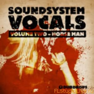 Скачать сэмплы для FL Studio 10 Dubdrops Soundsystem Vocals Vol.2 Horseman