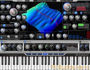 Скачать VST инструмент для FL Studio Waldorf Nave v1.0.1-R2R