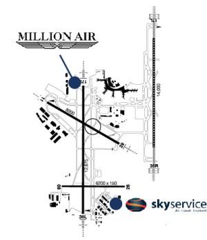 Airport & FBO Info for CYYC CALGARY INTL CALGARY AB