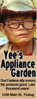 Yee's Appliance Garden