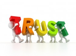 Trust and team work