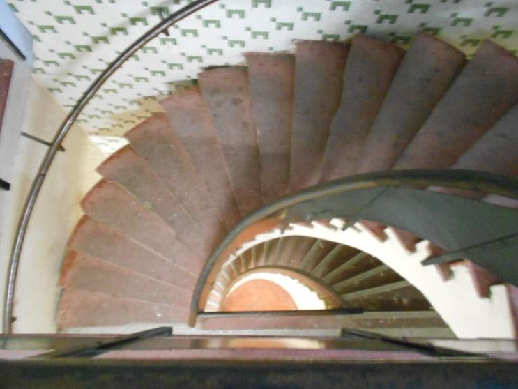 Escadarias da Galeria do Rock