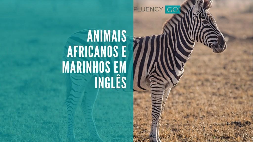 Animais africanos em inglês