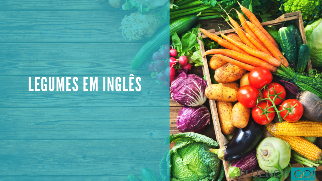 legumes em inglês