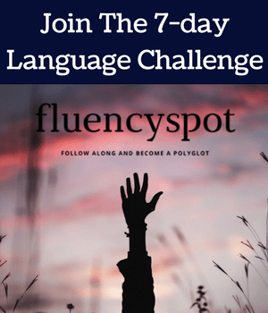 Join The 7-day Language Challenge