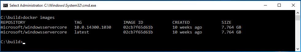 Deploying ASP NET 4 5 to Docker on Windows | Fluent Bytes