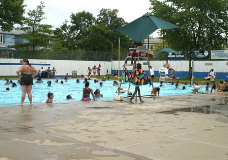 16th Street Pool (aka DiDomenico Pool)