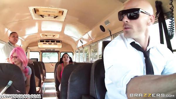 Johnny Sins otobüs şöförü olursa