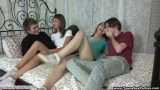 Rus çiftler eş değiştiriyor