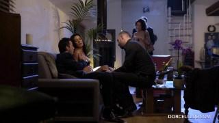 Swinger fransız anal sex filmi