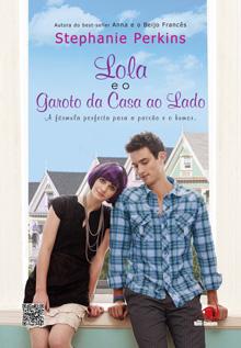 resenha do livro Lola e o garoto da casa ao lado