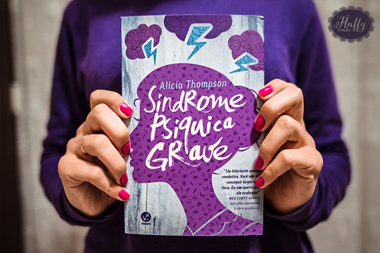 resenha do livro Síndrome psíquica grave Alicia Thompson