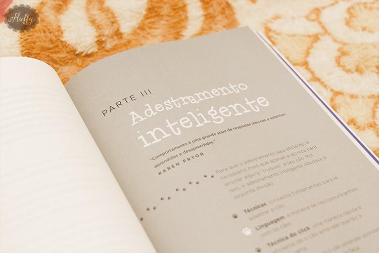 resenha do livro Adestramento inteligente