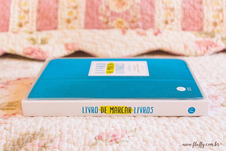 Resenha Livro de marcar livros