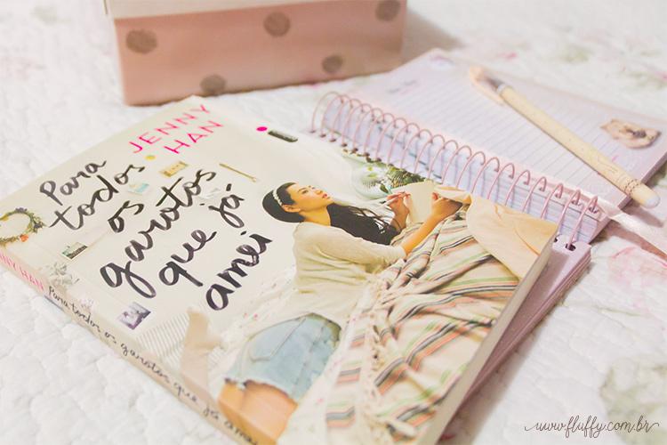 Resenha do livro Para todos os garotos que já amei