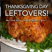 38 Low Carb Keto Ways to Love Leftover Thanksgiving Turkey - Super Fun!