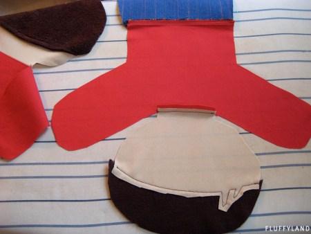 boy doll sewing pattern