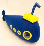 friendly seas - the submarine whale