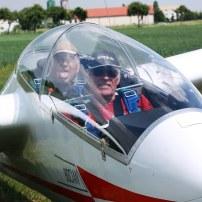 Verrückte Flieger und Piloten