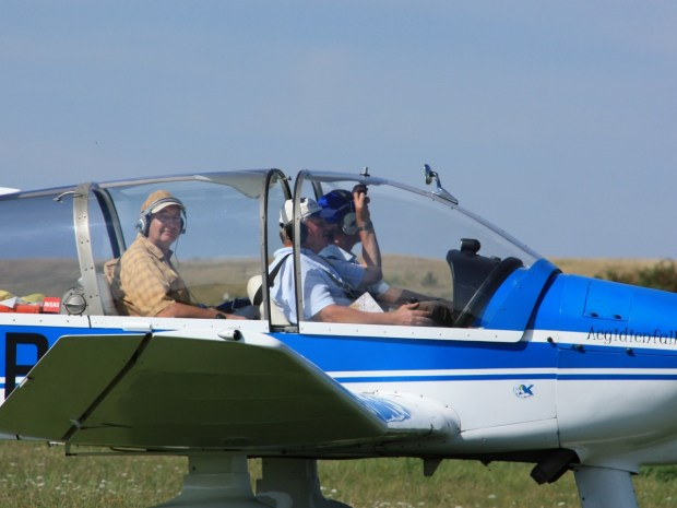 Sightseeing Flight Aircraft
