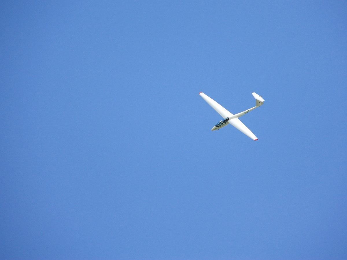 Kunstflug Turn ASK 21