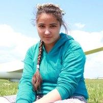 Sonnenschein auf dem Flugplatz Oschatz