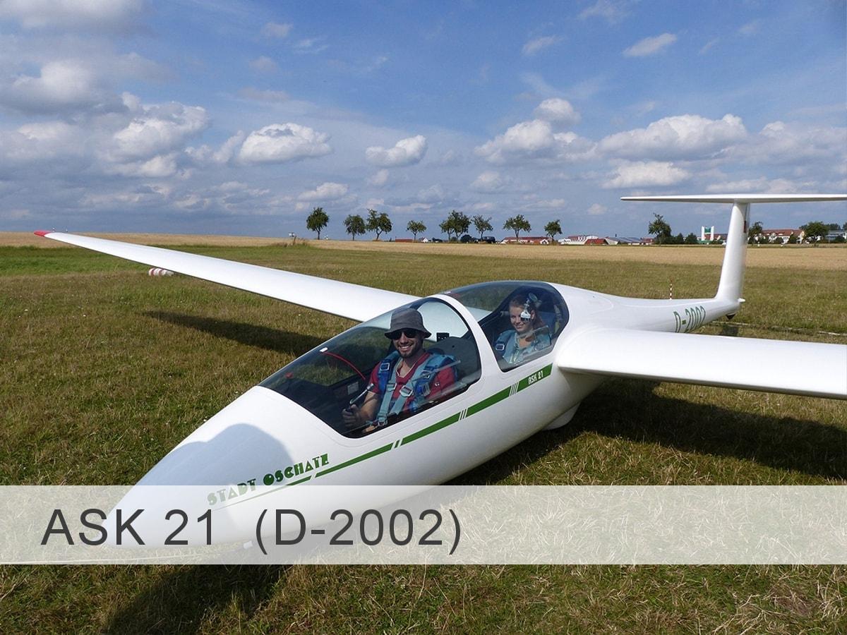 ASK 21 D-2002 Template