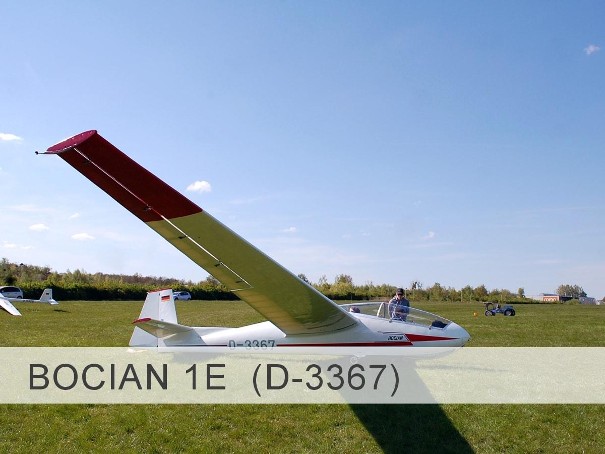 SZD-9 Bocian 1E D-3367 Template