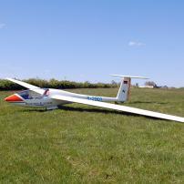 Astir CS 77 D-2901 in Oschatz